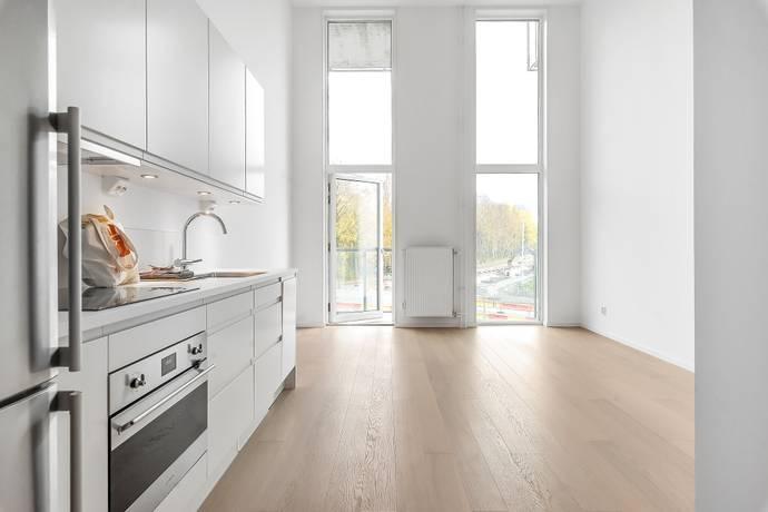 Bild: 1,5 rum bostadsrätt på Vårdsätravägen 3 F, Uppsala kommun Rosendal