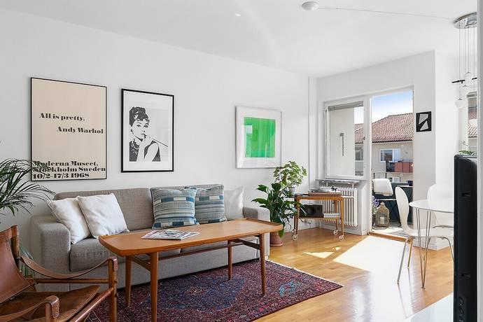 Bild: 2 rum bostadsrätt på Skomakaregatan 9, Linköpings kommun ÅBYLUND