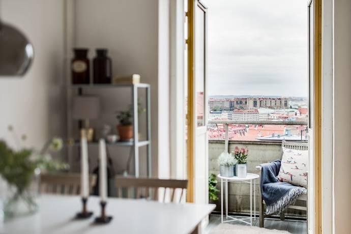 Bild: 2 rum bostadsrätt på Fjällgatan 3F, Göteborgs kommun Masthugget