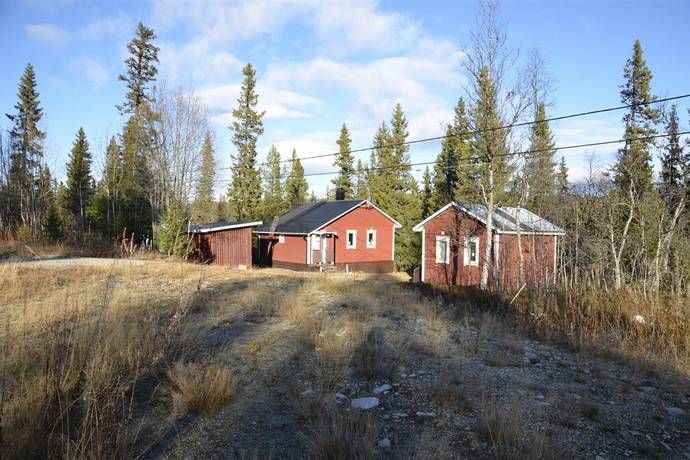 Bild: 3 rum fritidshus på Dvärgbjörksvägen 3, Bergs kommun Storhogna