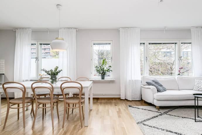 Bild: 3 rum bostadsrätt på Kellgrensgatan 14, Stockholms kommun Stockholm