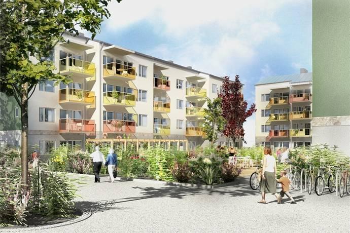 Bild: 1 rum bostadsrätt på Brf Giffeln 3, C1002, Örebro kommun Södra Bettorp