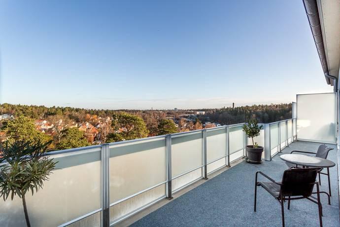 Bild: 4 rum bostadsrätt på Gubbkärrsvägen 19 A, Stockholms kommun Bromma / Nockebyhov