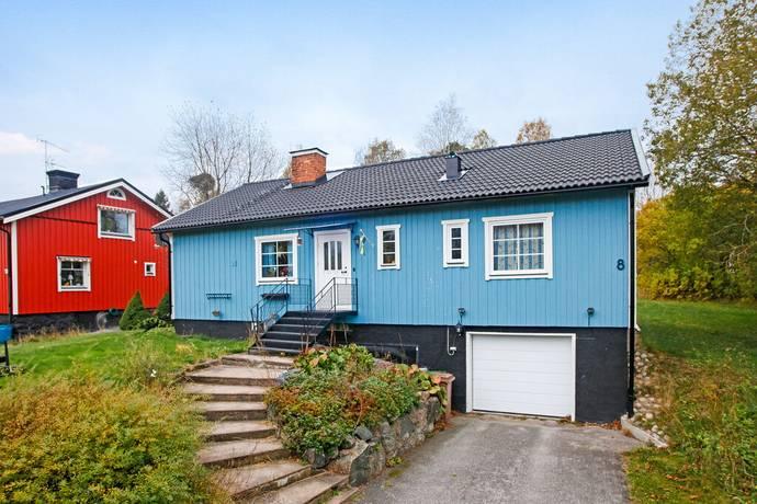 Bild: 4 rum villa på Stenvretsvägen 8, Älvkarleby kommun Skutskär