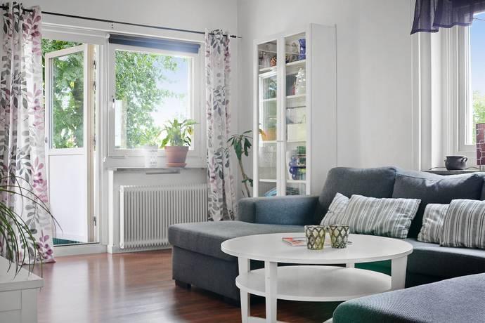 Bild: 3 rum bostadsrätt på Gimmerstavägen 6, Stockholms kommun Örby Slott - Älvsjö