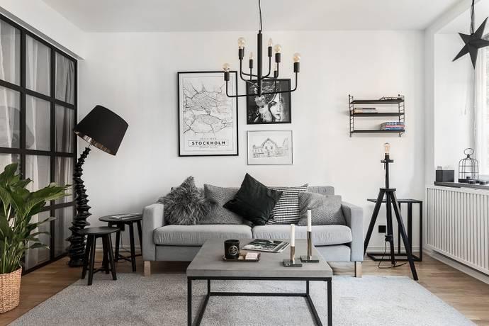 Bild: 2 rum bostadsrätt på Luntmakargatan 36, Stockholms kommun Vasastan / Norrmalm
