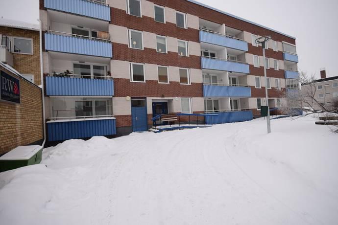 Bild: 1 rum bostadsrätt på Malmbergsvägen 9A, Gällivare kommun Centrala Gällivare