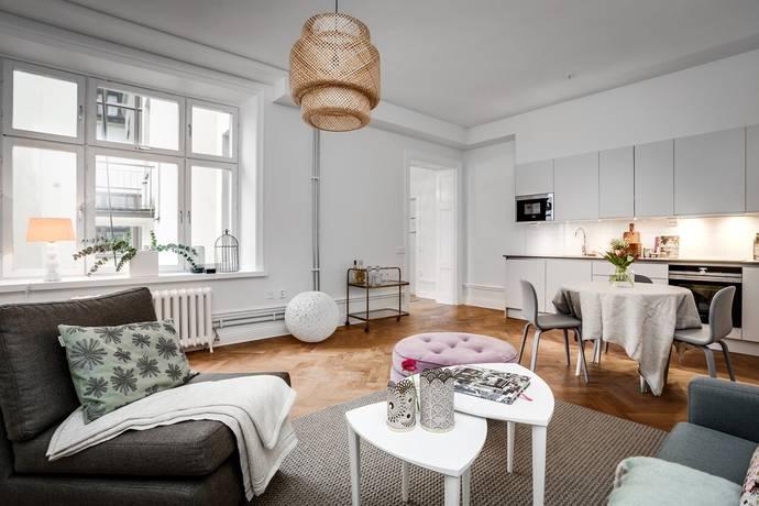 Bild: 2 rum bostadsrätt på Storgatan 12, Örebro kommun Centralt