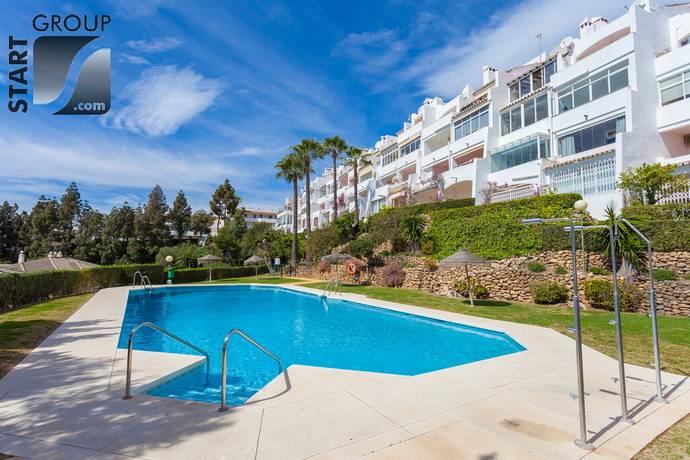 Bild: 3 rum bostadsrätt, Spanien Mijas, Málaga