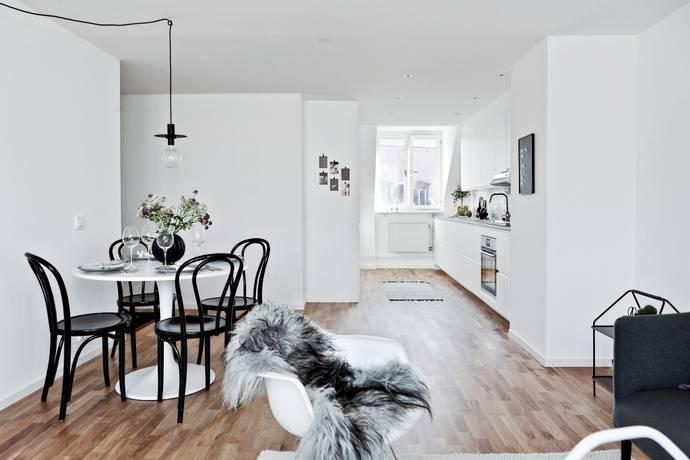 Bild: 2 rum bostadsrätt på Sallerupsvägen 16B, Malmö kommun Värnhem