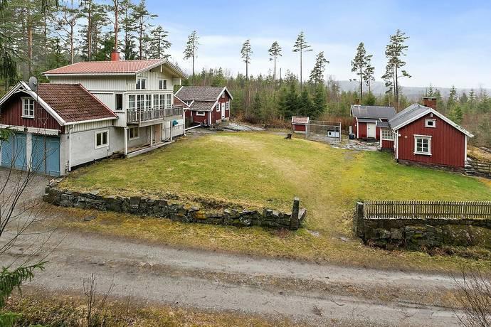 Bild: 3 rum villa på Näsinge Nordskogen 2, Strömstads kommun Näsinge