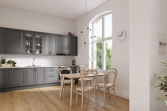Bild: 3 rum bostadsrätt på BJÖRNSTJERNEGATAN 2 lgh 1201, Ystads kommun Regementet