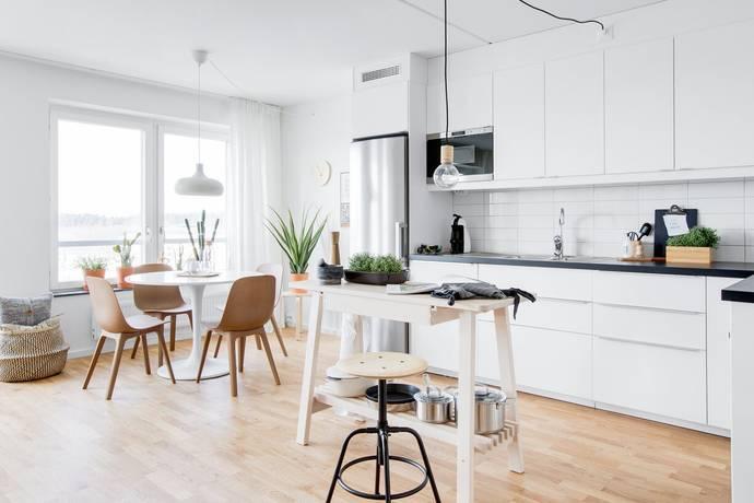 Bild: 2 rum bostadsrätt på Råbyvägen 53, 5-1103, Uppsala kommun Gränby