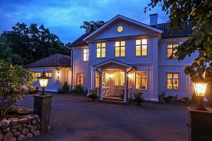 Bild: 11 rum villa på Drottningvägen 10, Kungsbacka kommun Särö - Särön