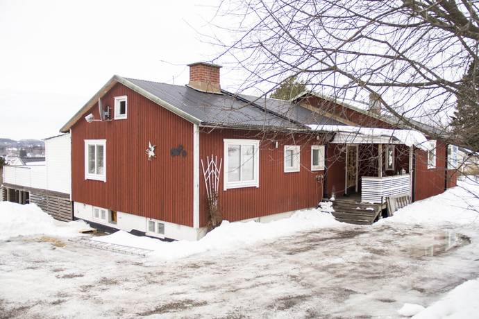 Bild: 4 rum villa på Kajutvägen 21, Sundsvalls kommun ALNÖ/SUNDSVALL