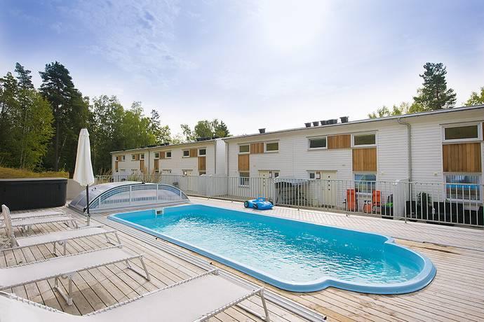 Bild: 4 rum bostadsrätt på Oxelvägen 23 L, Botkyrka kommun Tullinge Trädgårdsstad