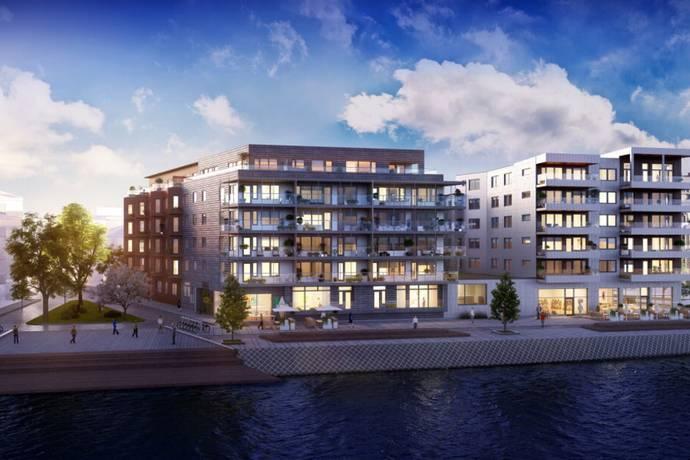 Bild: 4 rum bostadsrätt på Pottholmen, Karlskrona kommun Pottholmen