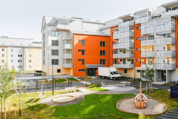 Bild: 2 rum bostadsrätt på Skärvstensgatan 18, Umeå kommun