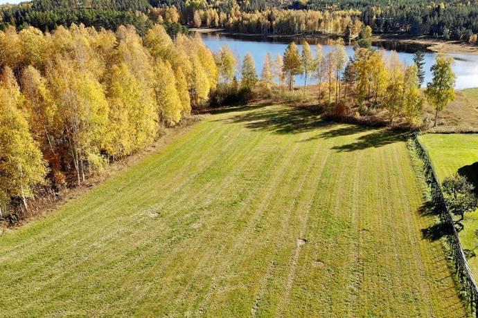 Bild: tomt på Sundetvägen, Mora kommun Oxberg