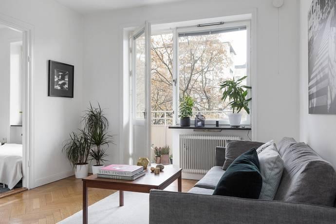 Bild: 1,5 rum bostadsrätt på Rindögatan 17, Stockholms kommun Gärdet / Östermalm