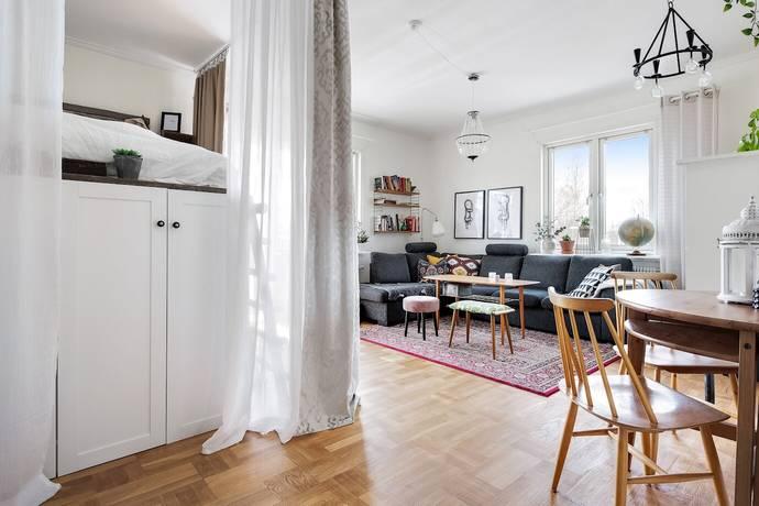 Bild: 3 rum bostadsrätt på Gustav Garvares Gata 2, Umeå kommun Haga