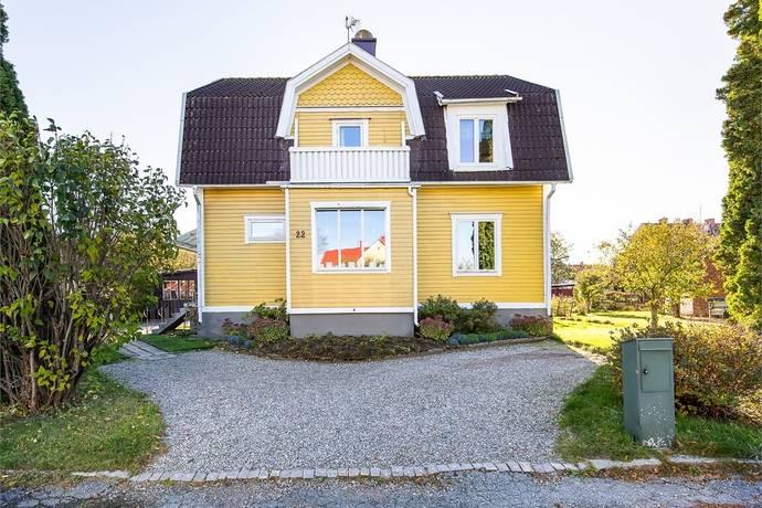 Bild: 140 m² villa på Sveaborgsvägen 22, Örebro kommun