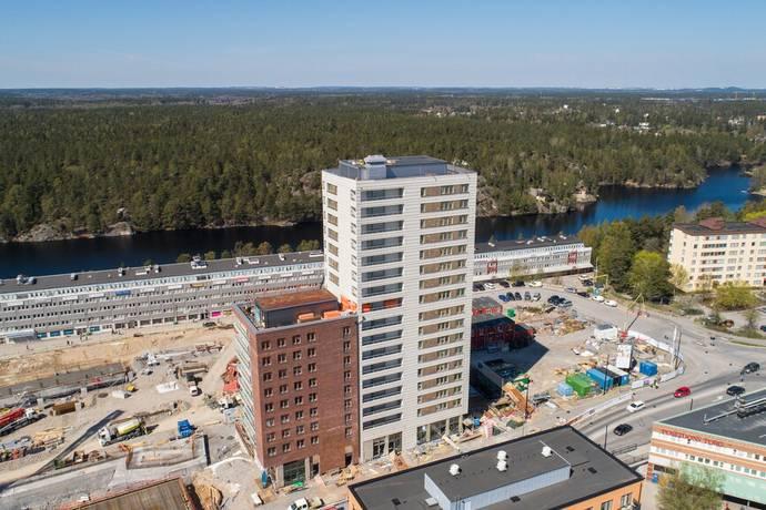 Bild: 3 rum bostadsrätt på Nynäsvägen 84, vån 11, Haninge kommun Haninge