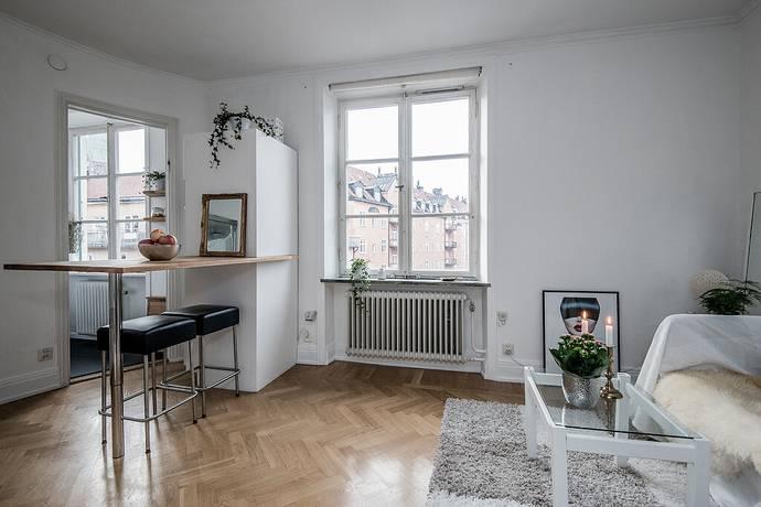 Bild: 1 rum bostadsrätt på Erstagatan 23, 5 tr, Stockholms kommun Södermalm / Sofia