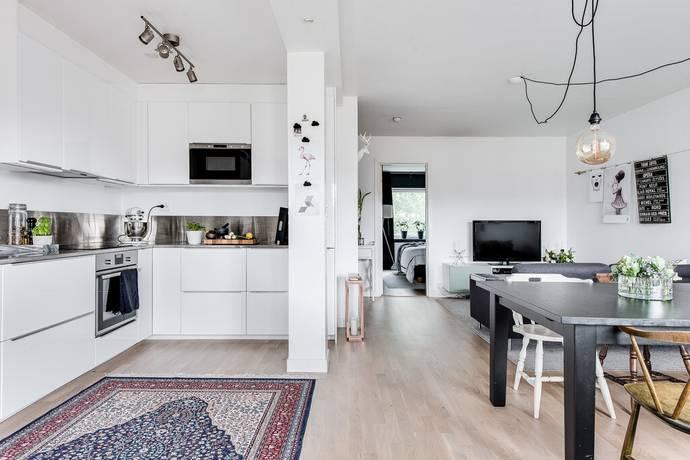 Bild: 3 rum bostadsrätt på Bågskyttegatan 1D, Mölndals kommun Jungfruplatsen