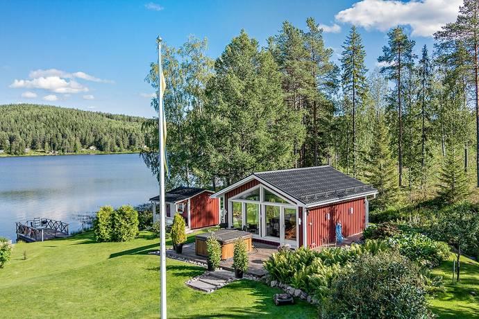Bild: 2 rum villa på Kallkällvägen 16C, Bodens kommun Vittjärv