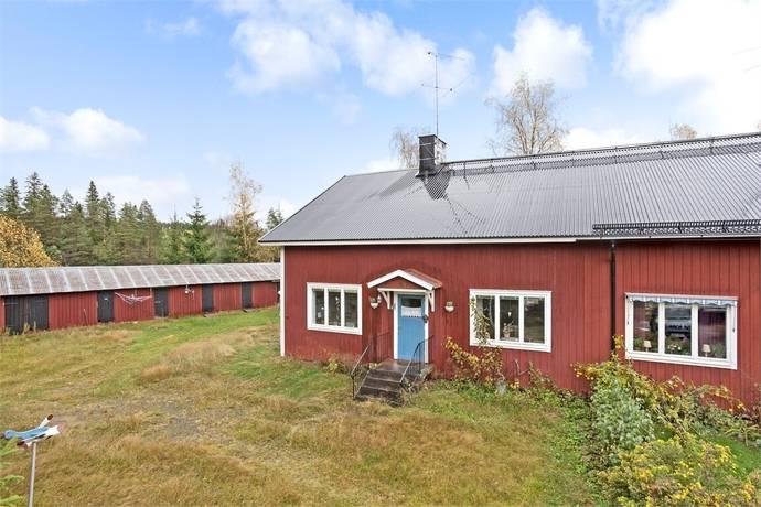 Bild: 4 rum radhus på Sävenfors 9, Hällefors kommun Hällefors
