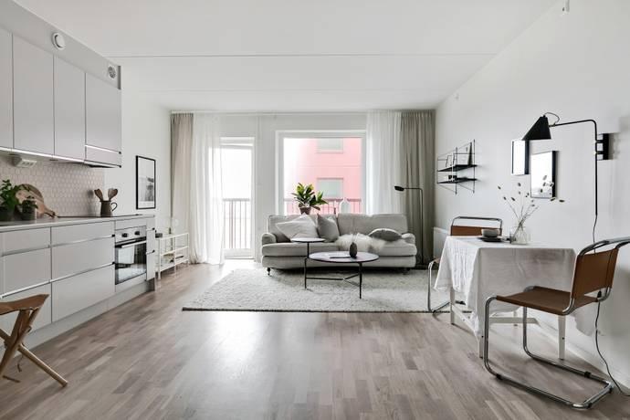 Bild: 2 rum bostadsrätt på Gräddgatan 7, vån 10, Göteborgs kommun Kallebäck