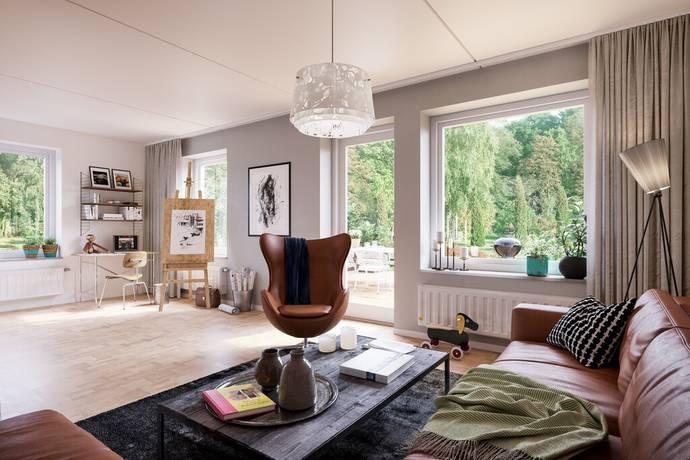 Bild: 2 rum bostadsrätt på Tisdagsvägen, Stockholms kommun
