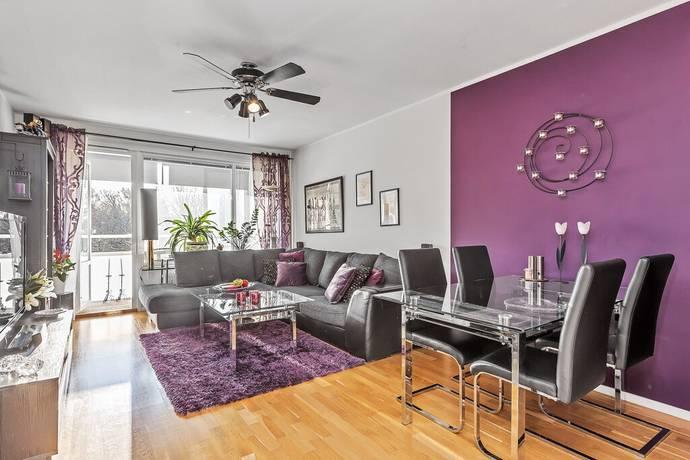 Bild: 3 rum bostadsrätt på Veckovägen 67, Järfälla kommun Jakobsberg