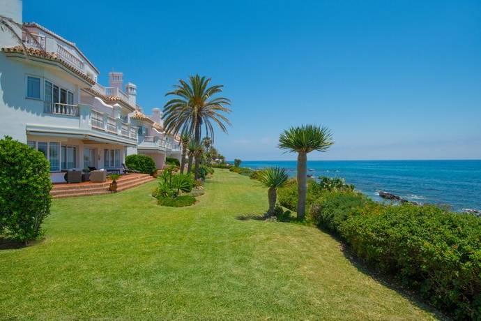 Bild: 4 rum villa på LA CALA DE MIJAS- FRONT LINE BEACH, Spanien Mijas Costa