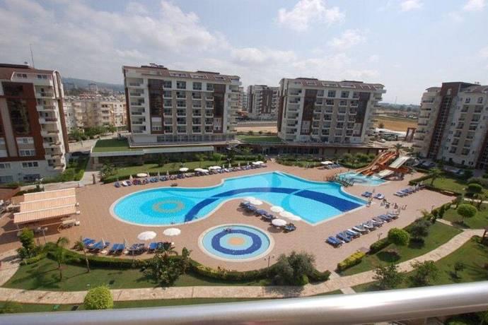 Bild: 3 rum bostadsrätt på Avsallar id 3317 Orion City, Turkiet Avsallar
