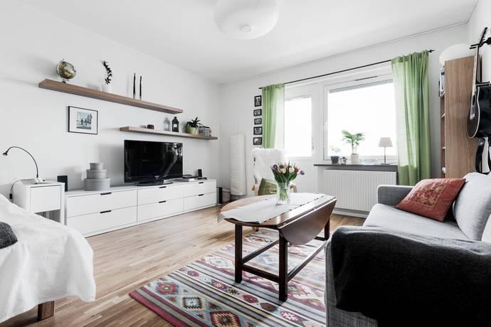 Bild: 1 rum bostadsrätt på Lidköpingsvägen 13, Stockholms kommun Hammarbyhöjden