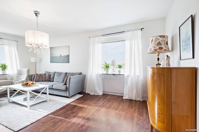 Bild: 3 rum bostadsrätt på Viktor Rydbergsgatan 31, Uppsala kommun Nyby