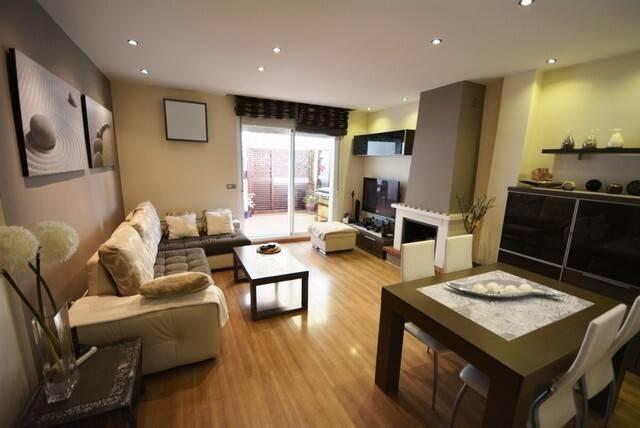 Bild: 3 rum bostadsrätt på Benalmadena Costa, Spanien Nueva Torrequebrada
