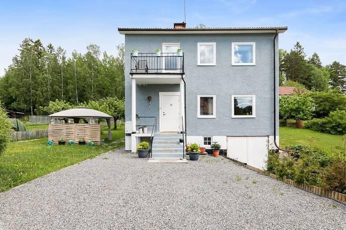 Bild: 5 rum villa på Bruksgatan 36, Valdemarsviks kommun