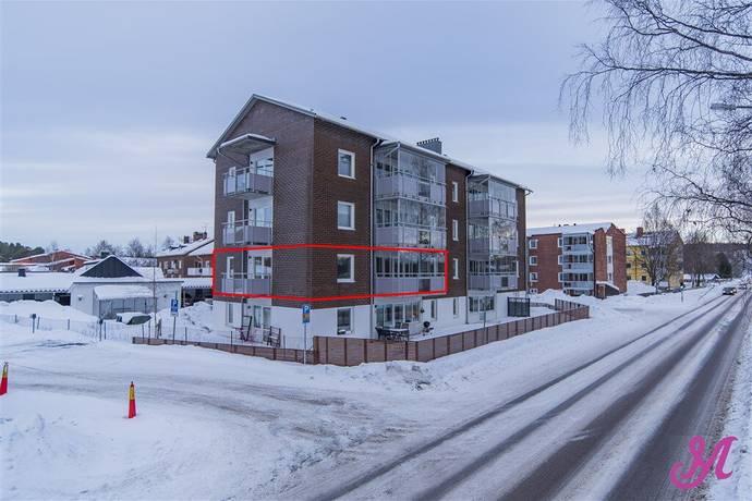 Bild: 4 rum bostadsrätt på Norra Majorsgatan 17B, Umeå kommun Nedre Haga