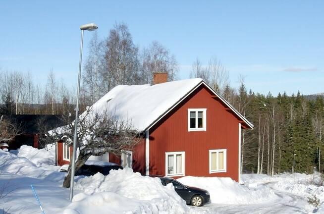 Bild: gård/skog på Långban Torkhushöjden 15, Filipstads kommun