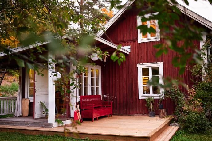 Bild: 5 rum fritidshus på Fållnäs 23, Nynäshamns kommun Sorunda
