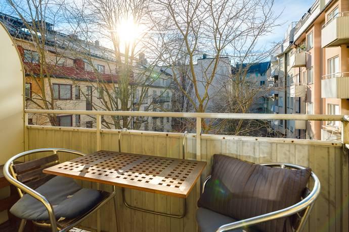 Bild: 2 rum bostadsrätt på Fleminggatan 49, 3 tr, Stockholms kommun Kungsholmen