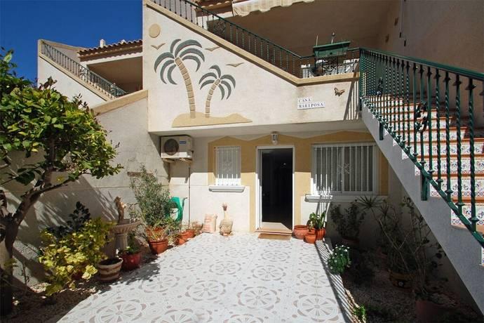 Bild: 4 rum radhus på Hemtrevligt radhus för den stora familjen, Spanien Torrevieja Söder - Villamartin