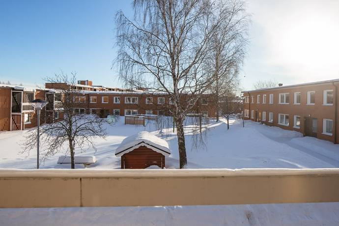 Bild: 3 rum bostadsrätt på Stenhuggargränd 18, Östersunds kommun Lugnvik