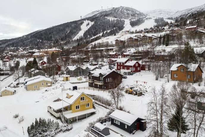 Bild: 6 rum radhus på Karl Johans väg 13 C-Sydöst, Åre kommun Åre By