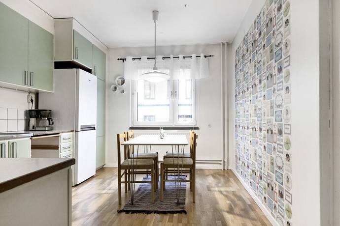 Bild: 1 rum bostadsrätt på Västra Prinsgatan 17, Karlskrona kommun Trossö