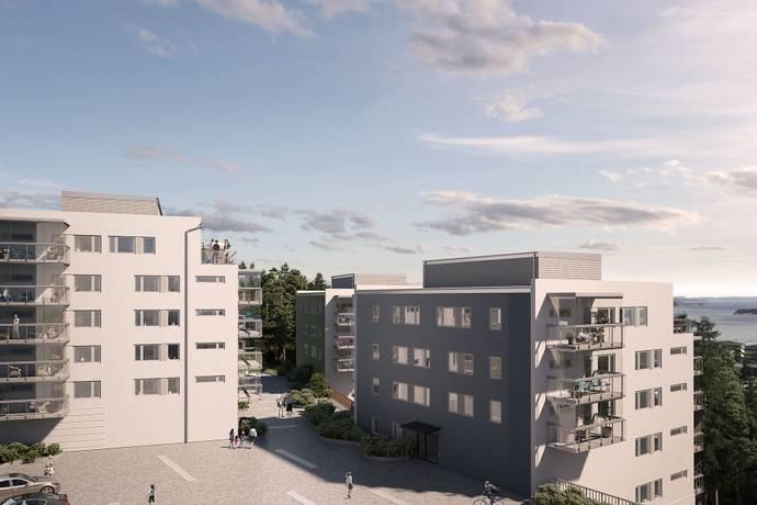 Bild: 4 rum bostadsrätt på Solgårdsterrassen 17, Stenungsunds kommun Solgårdsterrassen