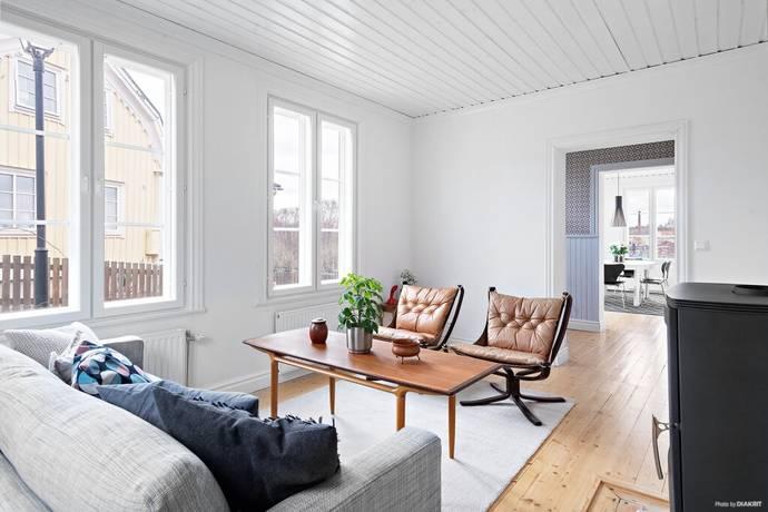 Bild: 6 rum villa på Besvärsgatan 22, Oskarshamns kommun Centralt